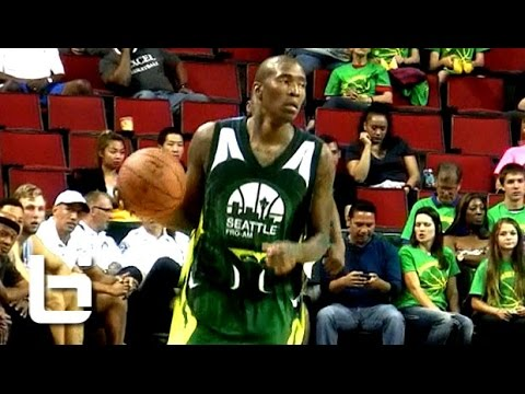 Jamal Crawford & Isaiah Thomas Put On a Show In Seattle Pro Am Opener!