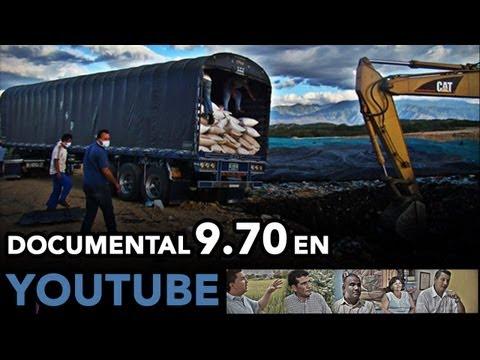 Los campesinos colombianos le plantan cara a Santos y al TLC