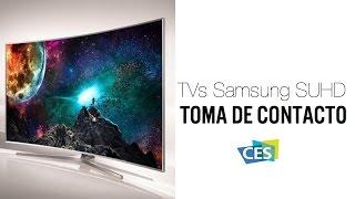 Samsung SUHD, la nueva apuesta en televisores