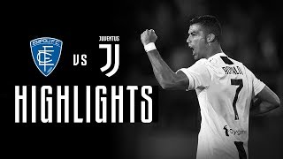 HIGHLIGHTS: Empoli vs Juventus - 1-2 - Serie A - 27.10.2018 | CR7 at the double