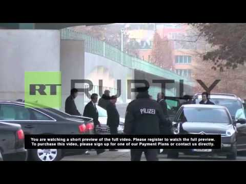 Germany: Sarkozy has a private meeting with Merkel