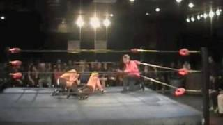 ATL Wrestling Boogie Woogie Boy vs Bad Boy Dixon view on youtube.com tube online.