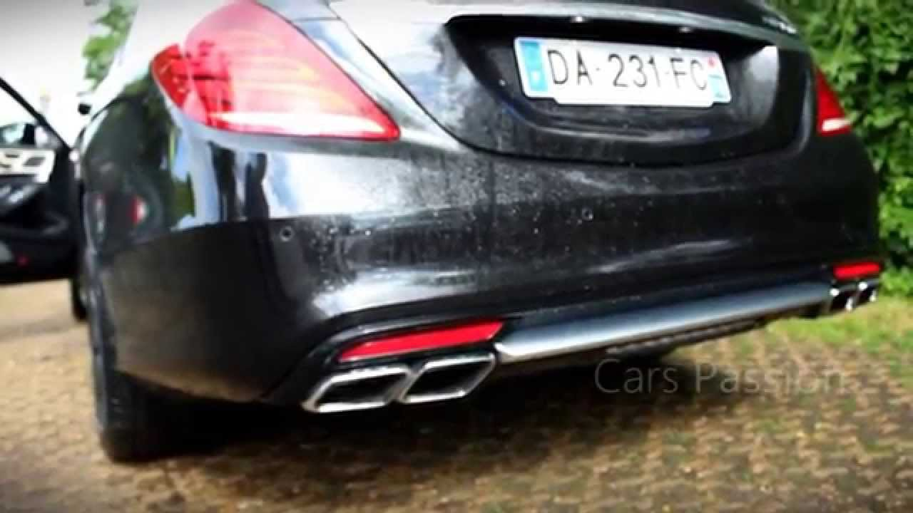 mercedes s63 amg sound exhaust 2014 part 1 3 youtube. Black Bedroom Furniture Sets. Home Design Ideas