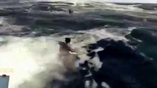 GTA 5 Nadando Com Tubarão