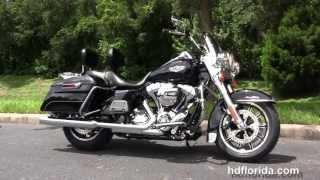New 2014 Harley Davidson FLHR Road King For Sale New