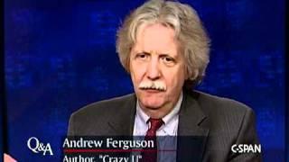 """Q&A: Andrew Ferguson, """"Crazy U"""""""
