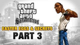 GTA San Andreas Easter Eggs And Secrets Part 3