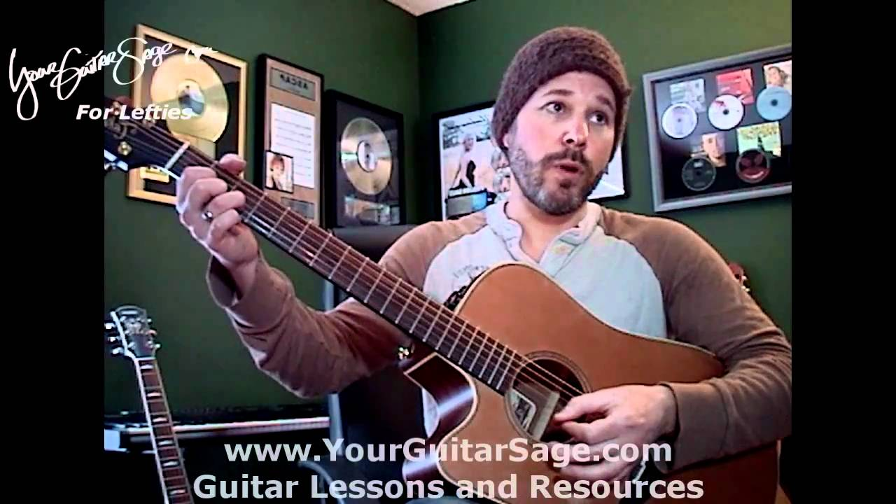 how to play ccr on guitar