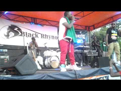 Ice Prince Malawi Performance