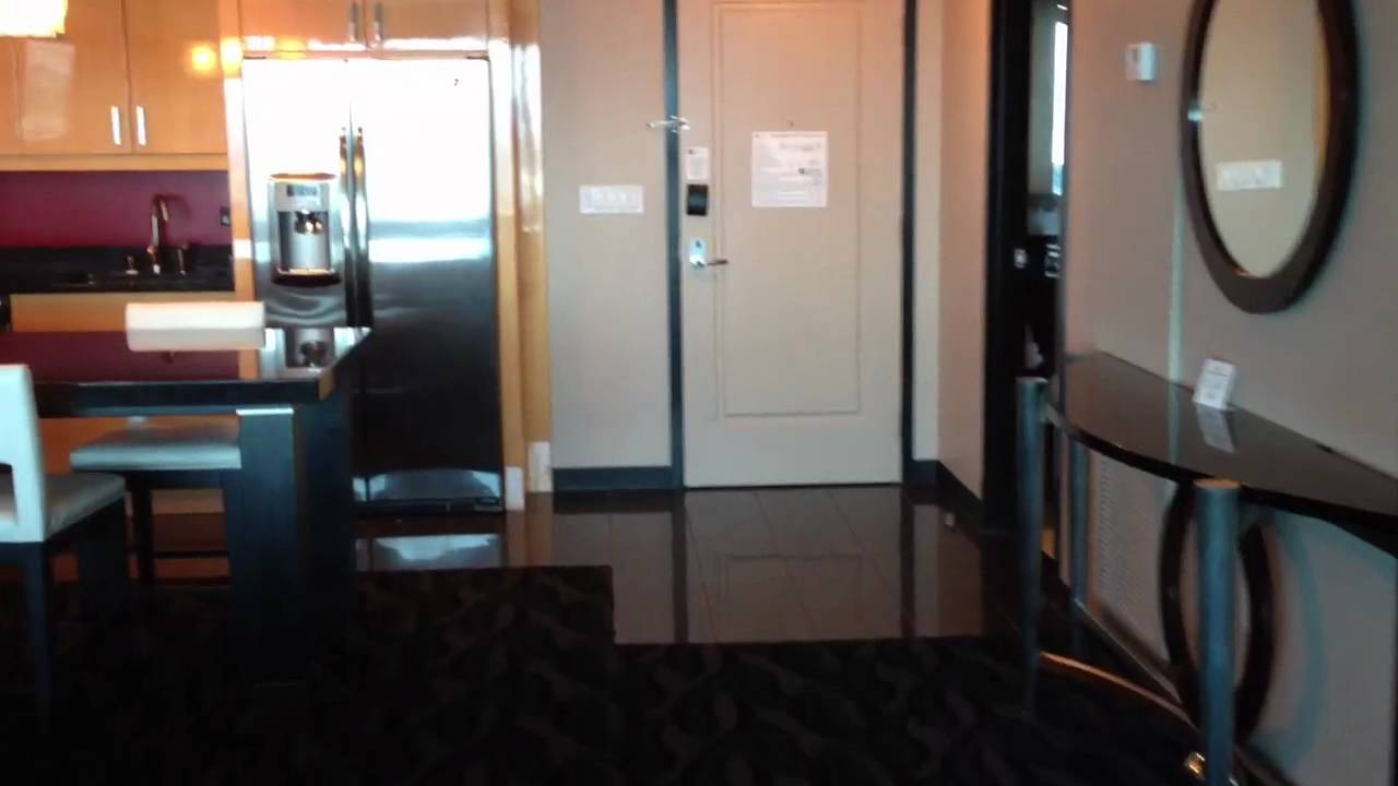 Elara A Hilton Grand Vacations Club Las Vegas One Bedroom YouTube