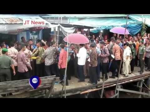Presiden Jokowi - Blusukan Terbaru Pak Jokowi