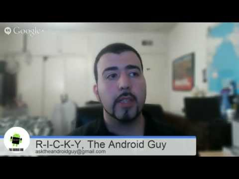 Samsung Galaxy S5 Reaction by The Android Guy