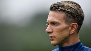 His name is Bernardeschi and he's here to ball