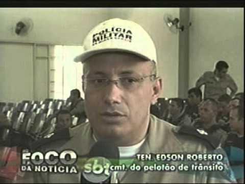 Sargento Edivaldo Santos assume comando da PM de Ituiutaba