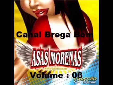 ASAS MORENAS VOL  06 CD RARO