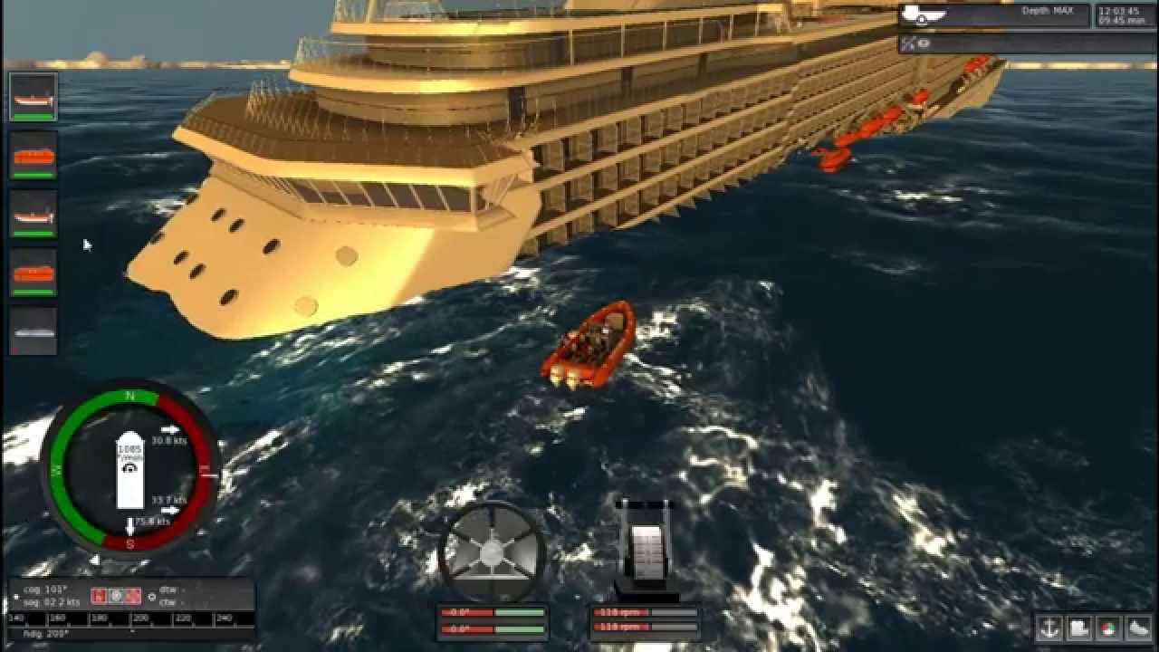 Cruise Sinking  Ship Simulator Extremes  YouTube
