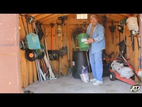 EASY GARDEN TOOL MAINTENANCE