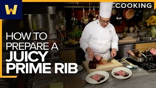 How To Prepare A Juicy Prime Rib I The Great Courses