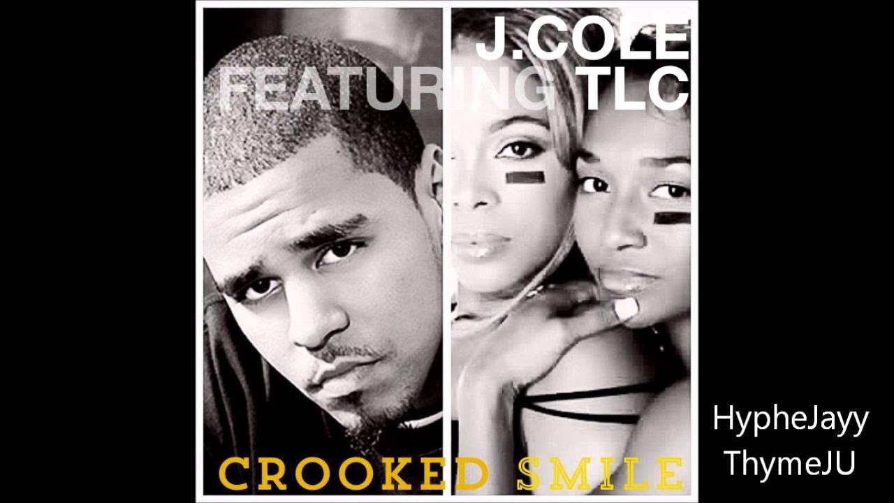J Cole Crooked Smile Artwork