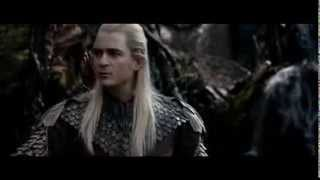 The Hobbit The Desolation Of Smaug: Mirkwood Elves Capture