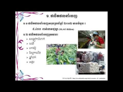 Economy of Cambodia Assignment ft Dj Saray Remix Khmer New year 2014