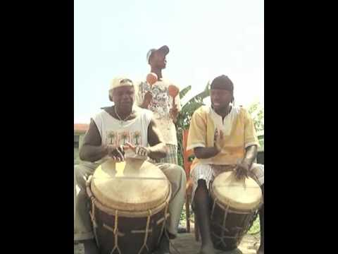 How to Play Chumba - with Warasa Garifuna Drum School