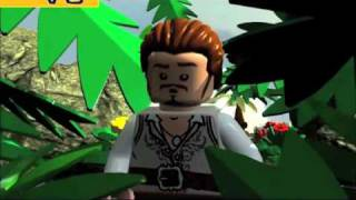 Трейлер LEGO PIRATES OF CARRIBEAN (Русская