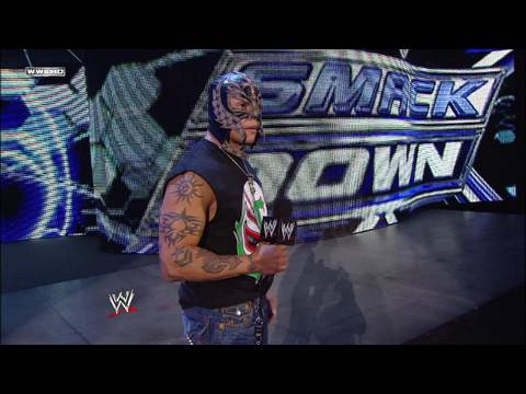 CM Punk calls out Rey Mysterio