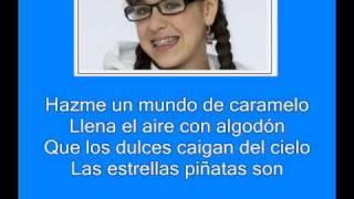 Atrevete A Soñar Mundo De Caramelo (Danna Paola