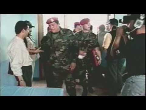 Hugo Chávez - 1/8 La Revolución no será Transmitida - 11 de Abril del 2002.