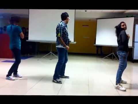 footloose Dance 2012 Convergys Competition, DHRUV, MANASA, ANSHITA