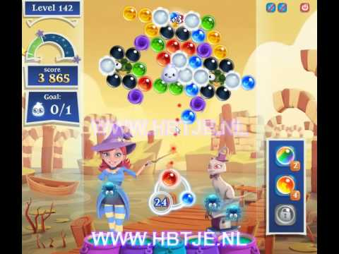 Bubble Witch Saga 2 level 142