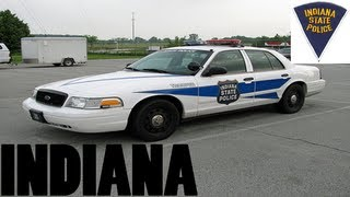 GTA: LCPDFR - Patrolling Around the United States - Indiana! - #14
