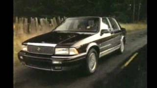1988 Plymouth Acclaim Commercial [HQ]