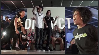 "SKITZO Vs LADY TCHOZN ""In It To Win It"" FINAL BATTLE At"