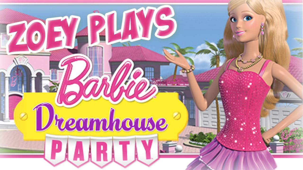 barbie and the dreamhouse games