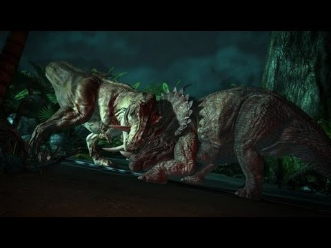 Дата выхода Jurassic Park: The Game