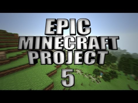 EPIC MINECRAFT PROJECT - Part 5: Lost