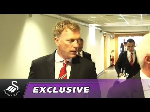 Swansea City Video: Matchday - Man Utd