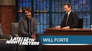 Will Forte's Awkward  Speech at Wedding Seth's Wedding