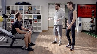 Neighbors ESPN Promo (ft. Seth Rogen, Zac Efron, And