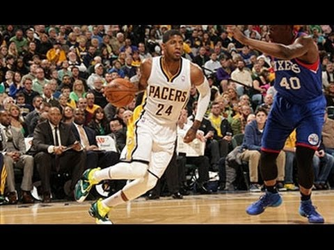 Paul George With the Game-Sealing Throwdown
