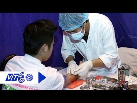 Hiệu quả mô hình xét nghiệm nhanh HIV | VTC
