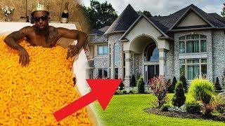 MY HALF A MILLION DOLLAR HOUSE TOUR! 2 MILLION SUBSCRIBERS SURPRISE!