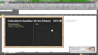 Excel Insertar Calendario De Todos Los Años