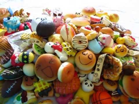 HUGE SQUISHY COLLECTION!!!! Over 200 squishies! ? ? ? - YouTube