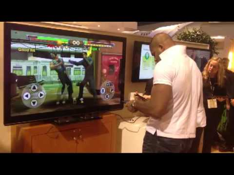 Alistair Overeem knocked out by tech nerd at CES Las Vegas Convention
