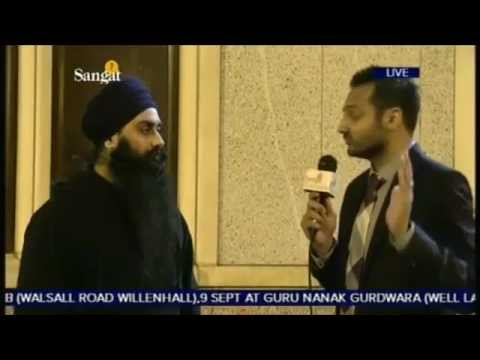 Bhai Kam Singh Speech On UK Riots & How Shaheed Sant Bhindranwale Inspired Sikhs To Defend Gurdwaras
