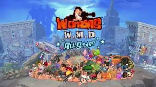 Worms W.M.D - All-Stars Előrendelői Csomag (PC - Steam)