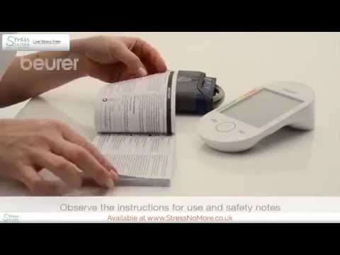 Beurer BM55 Blood Pressure Monitor